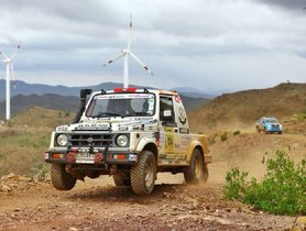 Old is Gold: History of Maruti Gypsy
