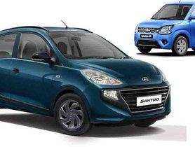 BS6 Hyundai Santro Launched, Costlier than Maruti WagonR