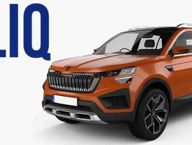 Skoda Vision IN-based Hyundai Creta Rival Could Be Called 'Kliq'