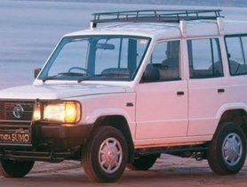 Old is Gold: History of Tata Sumo
