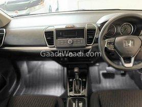 Here's What the Interior of Base Model 2020 Honda City Looks Like
