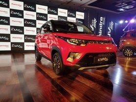 Mahindra KUV100 NXT Loses Diesel Variant, BSVI Petrol Model Launched