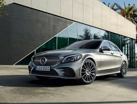 Mercedes-Benz C-Class 2.0-Litre Petrol Launched in India