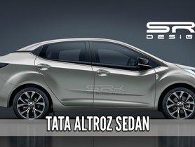 Tata Altroz-based Upcoming Honda City Rival Visualized