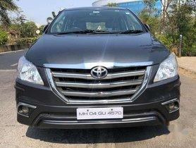 Toyota Innova 2.5 VX 7 STR BS-IV, 2015, Diesel AT for sale in Goregaon