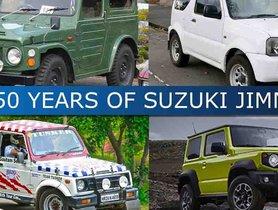 Suzuki Jimny Completes 50 Years Of Production [Video]