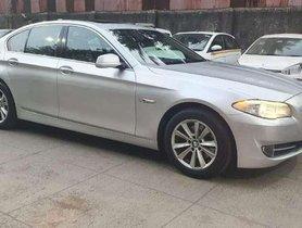 BMW 5 Series 520d Luxury Line, 2013, Diesel AT in Thane