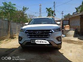 Used 2018 Hyundai Creta MT for sale in Dimapur