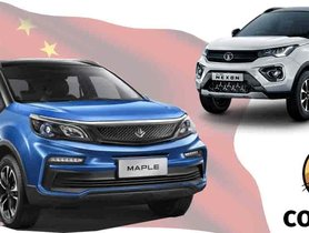 Tata Nexon Becomes Latest Victim of 'Copy-cat' China