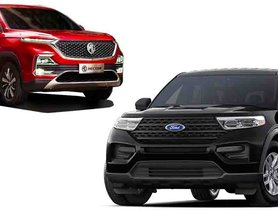 Ford to Launch a MG Hector Rival Next Year