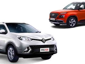 MG Hector's Baby Brother To Lock Horns With Hyundai Venue
