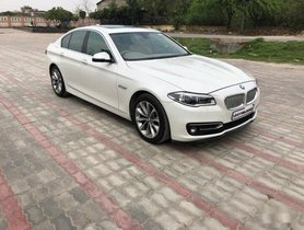 Used 2014 BMW 5 Series 520d Luxury Line AT in New Delhi