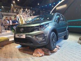 Tata Hexa to Return in the Safari Edition Avatar