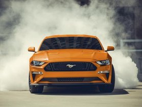 Next-gen Ford Mustang Could Get V8 Hybrid & AWD system