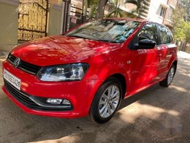 Used 2015 Volkswagen Polo GT TSI AT for sale in Hyderabad