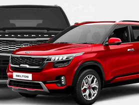 Indian Kia Seltos Shares Many Features With Kia Telluride for USA