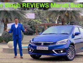 Ranveer Singh Reviews the Maruti Ciaz
