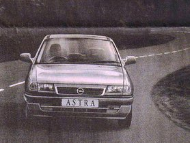Old is Gold: History of Opel Astra