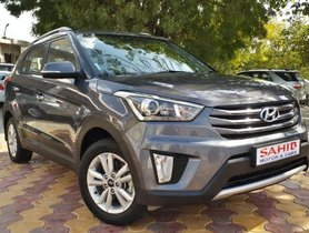 2016 Hyundai Creta1.6 SX Plus DieseL AT  for sale in Agra