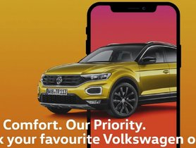 You Can Now Book VW T-Roc, Tiguan, Vento and Polo Online
