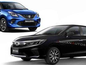 Honda City Hatchback Versus Maruti Baleno - Who Better?