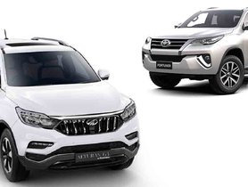 BS6 Mahindra Alturas G4 Launched, Cheaper Than Toyota Fortuner