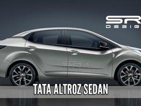 Tata Altroz Sedan (Peregrine) - All We Know So Far