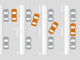5 Steps To Master Parallel Parking Manoeuvres