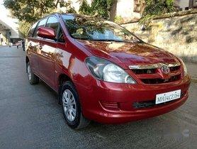Used Toyota Innova 2007 MT for sale in Goregaon