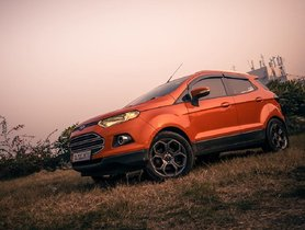 Is This India's Only Lowered Ford Ecosport?