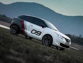 Here's One of the Neatest Maruti Baleno Modifications Ever