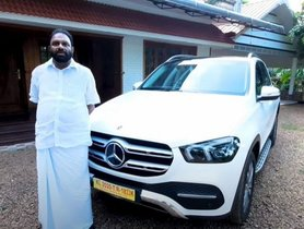 RTO Kerala Denies Registration to This BS6 Mercedes-Benz SUV