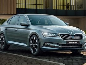 Skoda Superb Facelift Bookings Commence in India