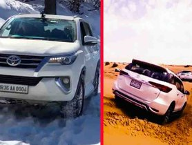 5 Videos That Prove Toyota Fortuner Can Go ANYWHERE