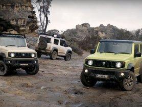 Suzuki Jimny Off-road Test: Stock Vs Modified