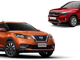 2020 Nissan Kicks Facelift To Be More Powerful Than Kia Seltos 1.4 Turbo