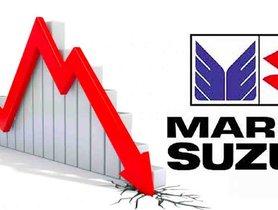 Maruti Suzuki Sales Hit Rock Bottom Low