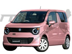 Most Adorable Suzuki WagonR Ever In The Pipeline