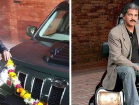 Humble Cars of Anand Mahindra - Bolero to Alturas G4