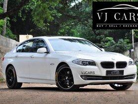 BMW 5 Series 520d Sedan 2013 AT for sale in Chennai