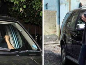Ordinary Cars of Famous Bollywood Actors - Aamir Khan's Mahindra XUV500 to Anil Kapoor's Tata Safari