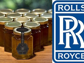 Rolls Royce Cuts Car Production, Launches World's Most Exclusive Honey