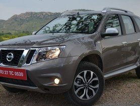 Nissan Terrano Axed While Renault Duster To Get A Mercedes Engine