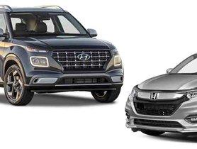Honda ZR-V Is The Name of The Upcoming Hyundai Venue Rival