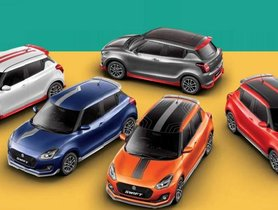 Maruti Swift Accessories Price List – Accessories, Spare Parts with Prices