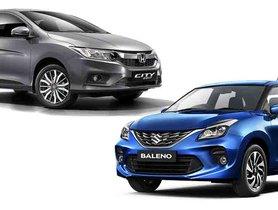 5 Best CVT Cars In India: From Maruti Baleno To Honda City