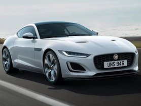 2020 Jaguar F-Type Launched in India At Rs 95.12 Lakh