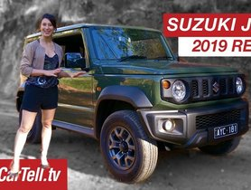 Suzuki Jimny Reviewed By Australian Media