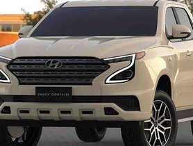This Hyundai Pickup Is An Isuzu D-Max V-Cross Rival The Company Must Launch