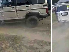 This Mahindra Scorpio vs Bolero Tug Of War Match Has A SURPRISING Result